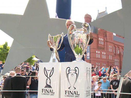Champions league festival